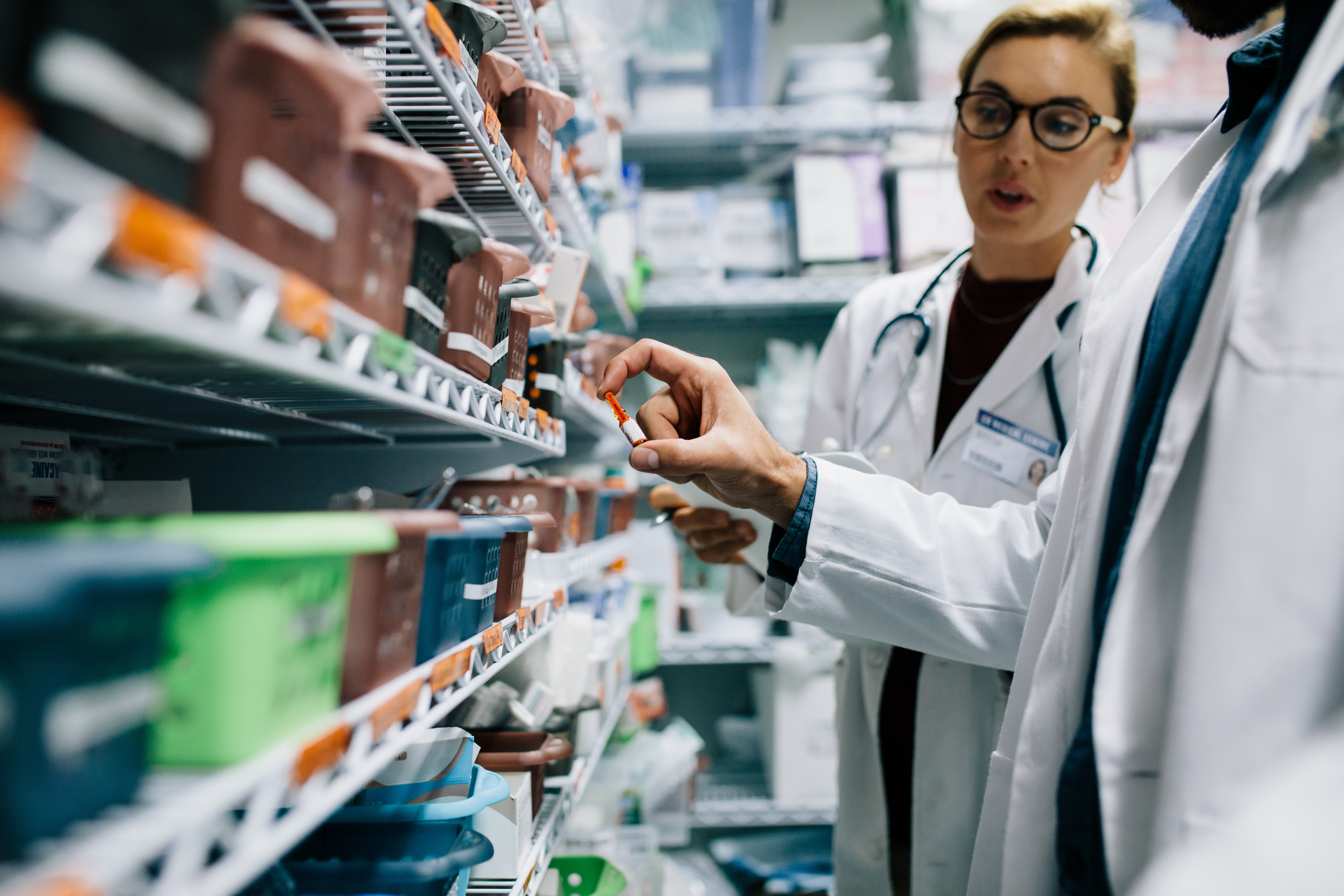 What Has it Been Like Working in a Pharmacy?